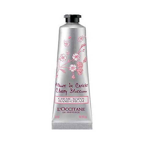 L+Occitane en Provence - Cherry Blossom Hand Cream 30ml