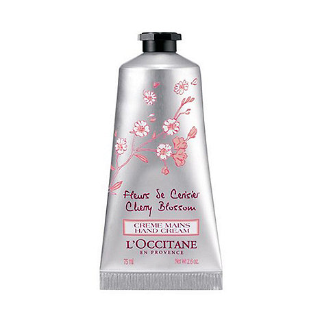 L+Occitane en Provence - +Cherry Blossom+ hand cream 75ml