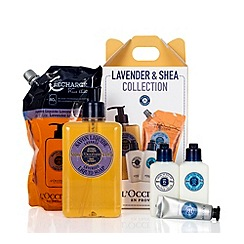 L'Occitane en Provence - 'Lavender And Shea Comforting' gift set