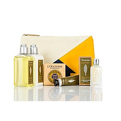 L'Occitane en Provence - 'Verbena Discovery' body care gift set