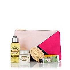 L'Occitane en Provence - 'Almond Discovery' body care gift set