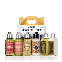 L'Occitane en Provence - 6 piece travel collection