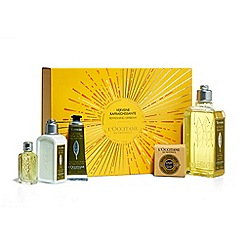 L'Occitane en Provence - 'Invigorating Verbena' body care gift set