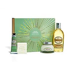 L'Occitane en Provence - 'Delicious Almond' body care gift set