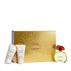 L'Occitane en Provence - 'Terre De Lumiere' eau de parfum gift set