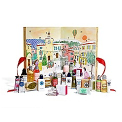 L'Occitane en Provence - Advent calendar body care gift set