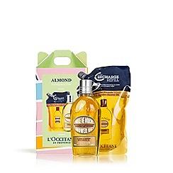 L'Occitane en Provence - 'Almond' shower oil duo