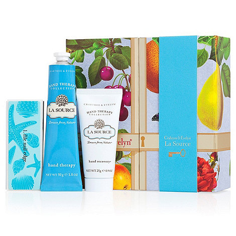 Crabtree & Evelyn - La Source Hand Care Gift Set