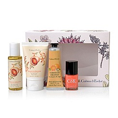 Crabtree & Evelyn - Tarocco Orange Hand & Body Gift Set