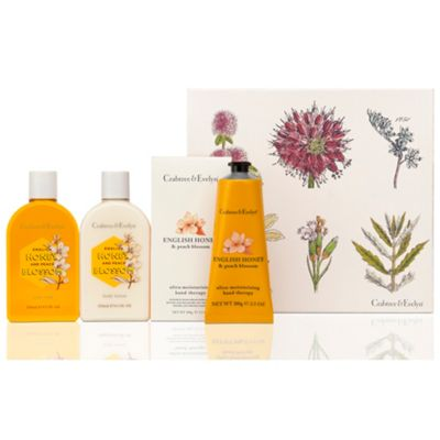 Crabtree & Evelyn Honey Essentials Gift Set