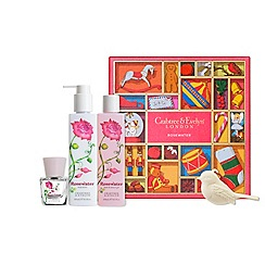 Crabtree & Evelyn - Rosewater Fragrance Trio Christmas Gift Set
