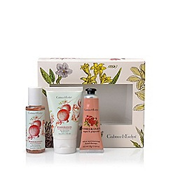 Crabtree & Evelyn - Pomegranate, Argan & Grapeseed Little Luxuries gift set