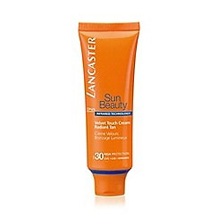 Lancaster - 'Sun Beauty' SPF 30 radiant tan velvet touch cream 50ml