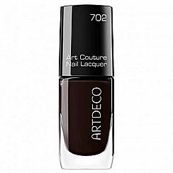 ARTDECO - 'Art Couture- 702 Dark Queen' nail lacquer