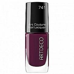 ARTDECO - 'Art Couture- 741 Purple Emperor' nail lacquer