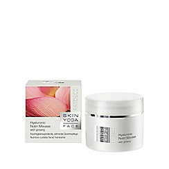 ARTDECO - 'Skin Yoga' hyaluronic nutri face mousse 50ml