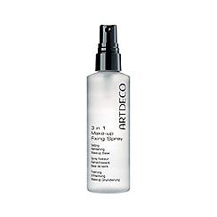 ARTDECO - '3 in 1' make-up fixing spray