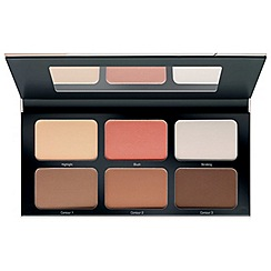 ARTDECO - 'Most Wanted' contouring palette