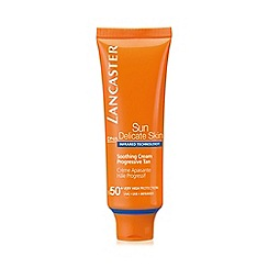 Lancaster - Sun Delicate Skin Soothing Cream SPF50+