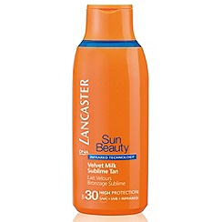 Lancaster - 'Sun Beauty' SPF 30 sublime tan velvet milk 175ml