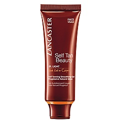 Lancaster - 'Self Tan Beauty' light self tanning smoothing gel 125ml
