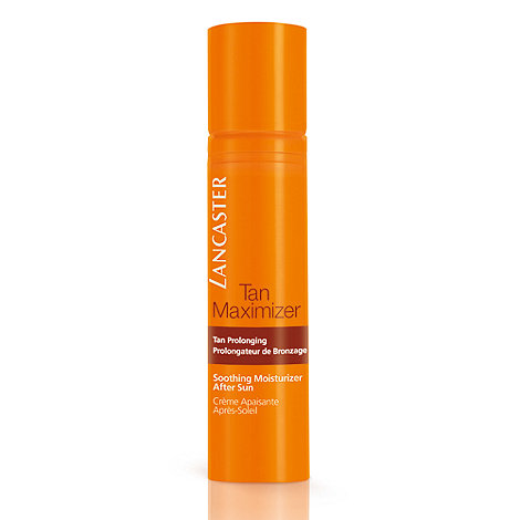 Lancaster - +Tan Maximiser+ soothing after sun moisturiser 50ml