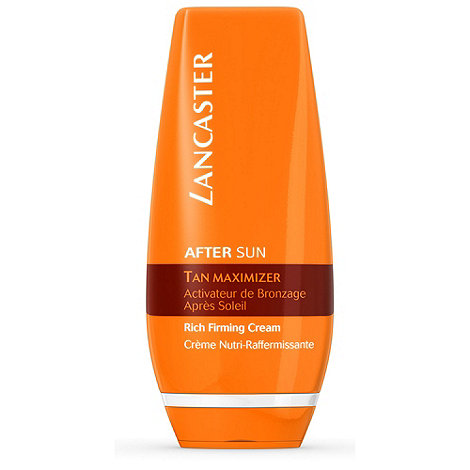 Lancaster - Tan maximizer Rich Firming Cream (body) 125ml