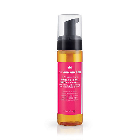 Ole Henriksen - +African Red Tea+ foaming cleanser 207ml