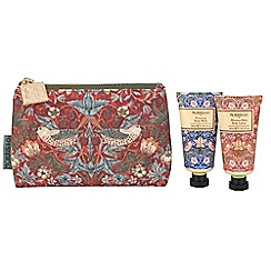 Heathcote & Ivory - Strawberry Thief Bath and Body Bag Gift Set