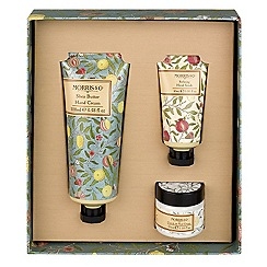 Heathcote & Ivory - Fruits Hand Care Treats Christmas gift set
