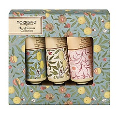 Heathcote & Ivory - Fruits Hand Cream Collection Christmas gift set