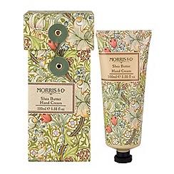 Heathcote & Ivory - 'Morris & Co. Golden Lily' hand cream Christmas gift set
