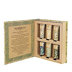 Heathcote & Ivory - 'Morris & Co. Golden Lily' hand cream library gift set