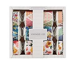 Heathcote & Ivory - 'Vintage & Co Go Crackers' hand cream gift set