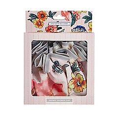 Heathcote & Ivory - 'Patterns & Petals' showy shower cap