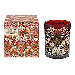 Heathcote & Ivory - 'Strawberry Thief' scented candle