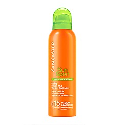 Lancaster - 'Sun Sport' invisible mist wet skin application SPF15 sun care 200ml