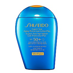 Shiseido - WetForce Expert Sun Aging Protection Lotion Plus SPF50