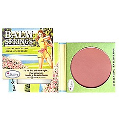 theBalm - 'Balm Springs®' rose blusher 5.61g