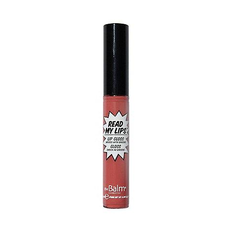 theBalm - +Read My Lips+ lip gloss 6.5ml