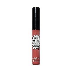 theBalm - 'Read My Lips' lip gloss 6.5ml