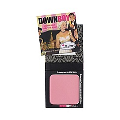 theBalm - DownBoy blush