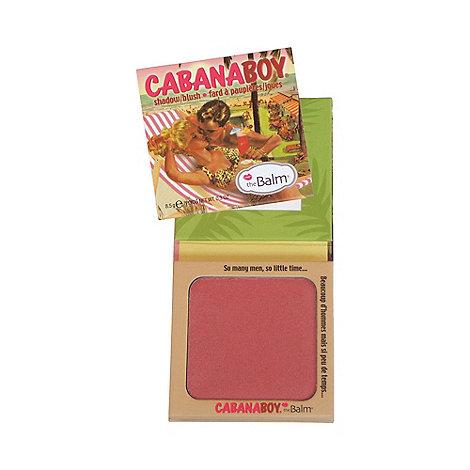 theBalm - +Cabana Boy+ blusher 8.5g
