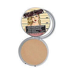 theBalm - Mary Lou Manizer highlighter powder - gold