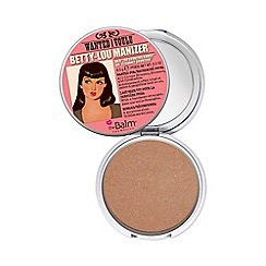 theBalm - Betty Lou highlighter powder - rose