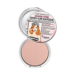 theBalm - Cindy Lou highlighter powder - bronzer