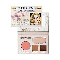 theBalm - Autobalm California mini palette