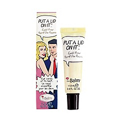 theBalm - Put A Lid On It eyelid primer