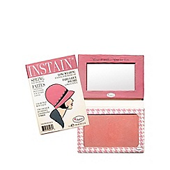 theBalm - 'Instain' longwearing blusher houndstooth 5.5g