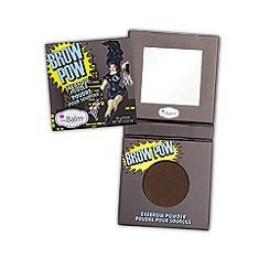 theBalm - 'Brow Pow' eyebrow dark brown powder 0.85g